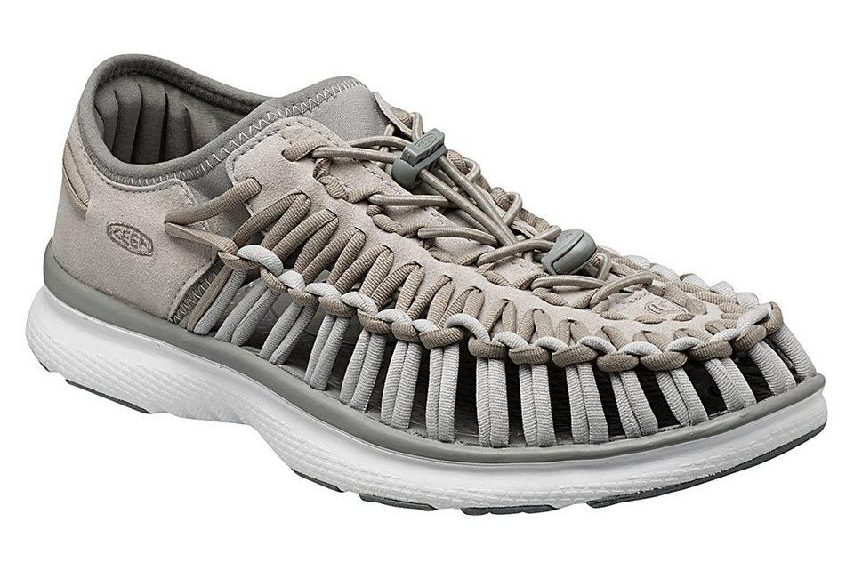 Keen Sandale »Uneek O2 Sandals Men« in grau
