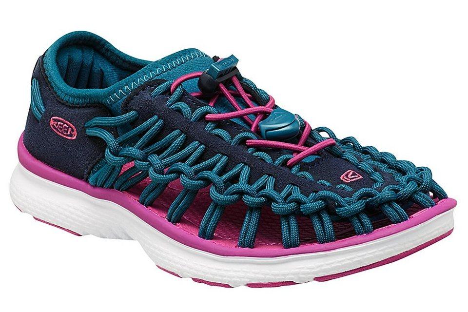 Keen Sandalen »Uneek O2 Sandals Kids« in blau