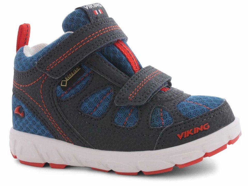 Viking Halbschuhe »Ludo Mid GTX Shoes Kids« in blau