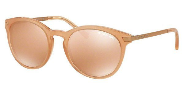 Michael Kors Damen Sonnenbrille »ADRIANNA III MK2023« in 3164R1 - orange/ gold