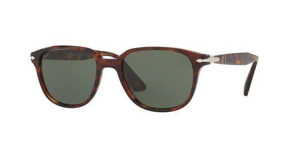 Persol Herren Sonnenbrille » PO3149S« in 24/31 - braun/grün