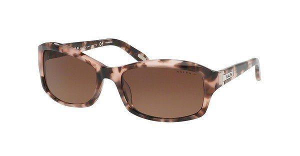 Ralph Damen Sonnenbrille » RA5137« in 1463T5 - rosa/braun