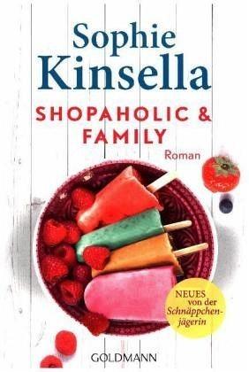 Broschiertes Buch »Shopaholic & Family / Schnäppchenjägerin...«