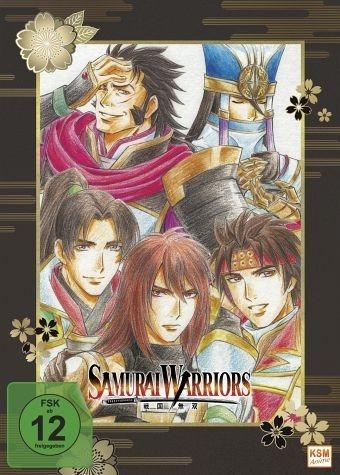DVD »Samurai Warriors, Ep. 01-06«