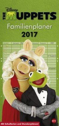 Kalender »The Muppets Familienplaner 2017«