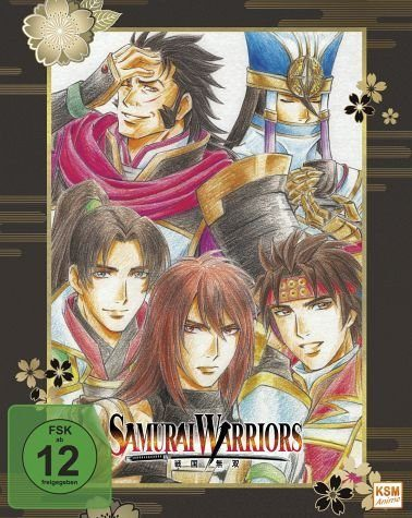 Blu-ray »Samurai Warriors, Ep. 01-06«