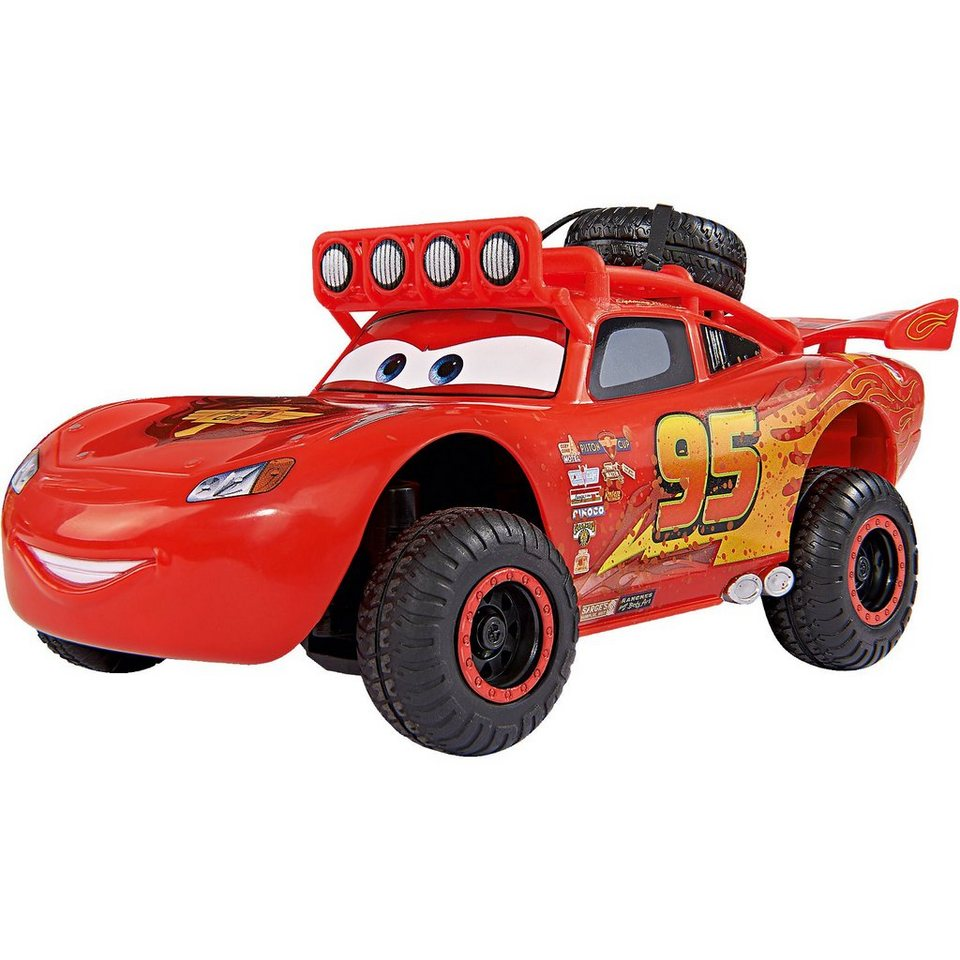 dickie toys cars rc off road lightning mcqueen otto. Black Bedroom Furniture Sets. Home Design Ideas