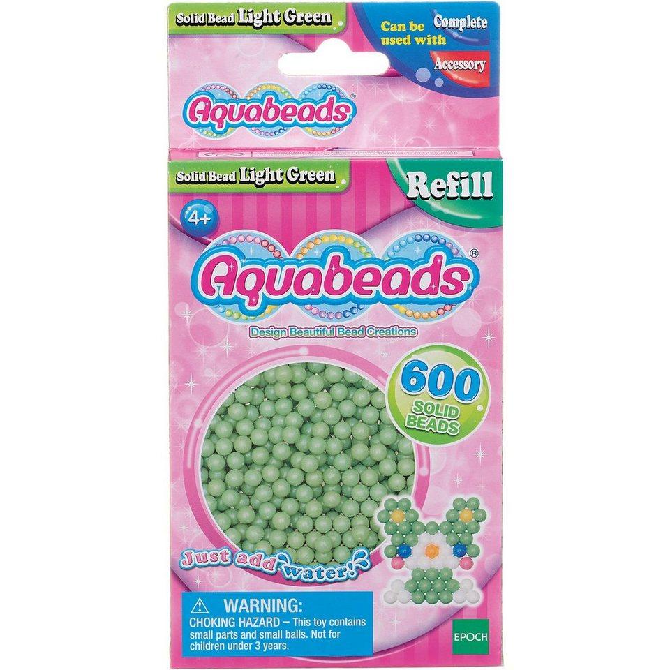 Epoch Traumwiesen Aquabeads Nachfüllpack Hell-Grüne Perlen