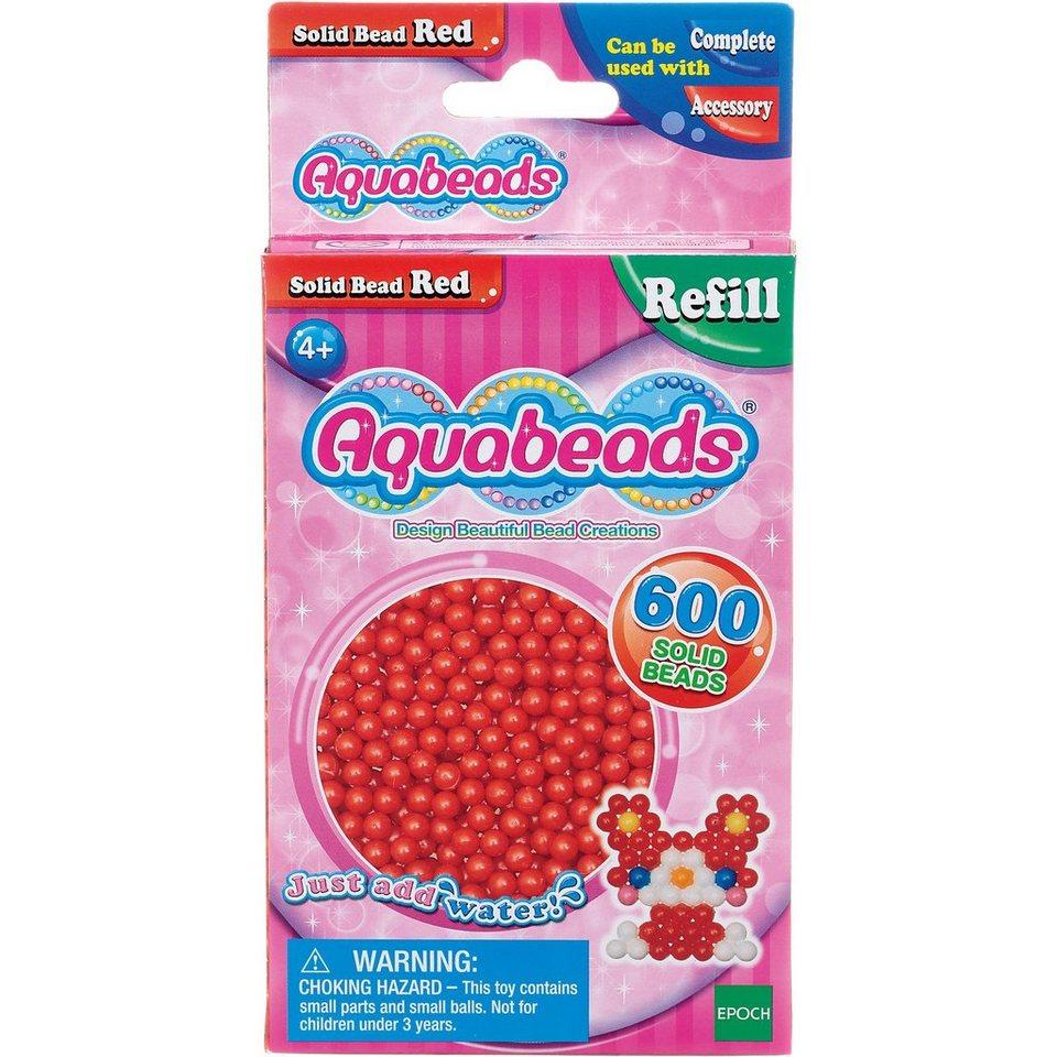 Epoch Traumwiesen Aquabeads Nachfüllpack Rote Perlen