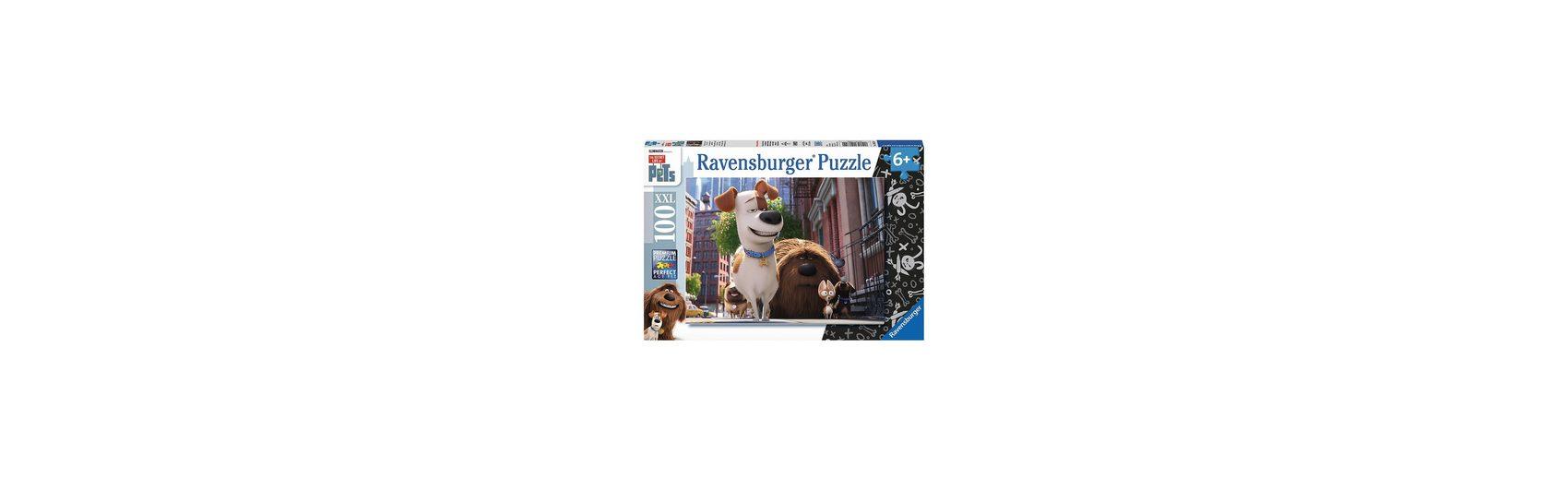 Ravensburger Puzzle 100 Teile Pets