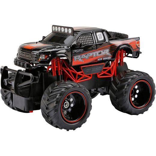 New Bright RC Fahrzeug Ford Raptor 1:24
