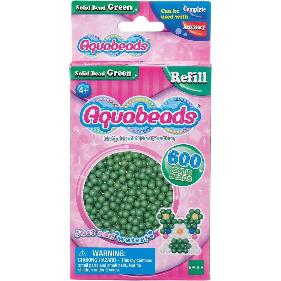 Epoch Traumwiesen Aquabeads Nachfüllpack Grüne Perlen