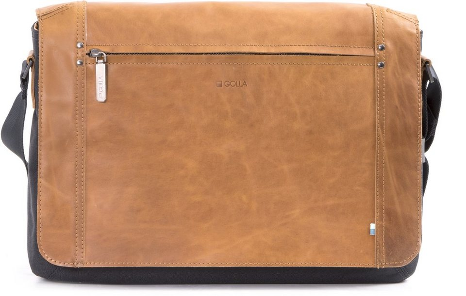 Golla Laptoptasche, »Niles 13 Zoll Coal« in coal