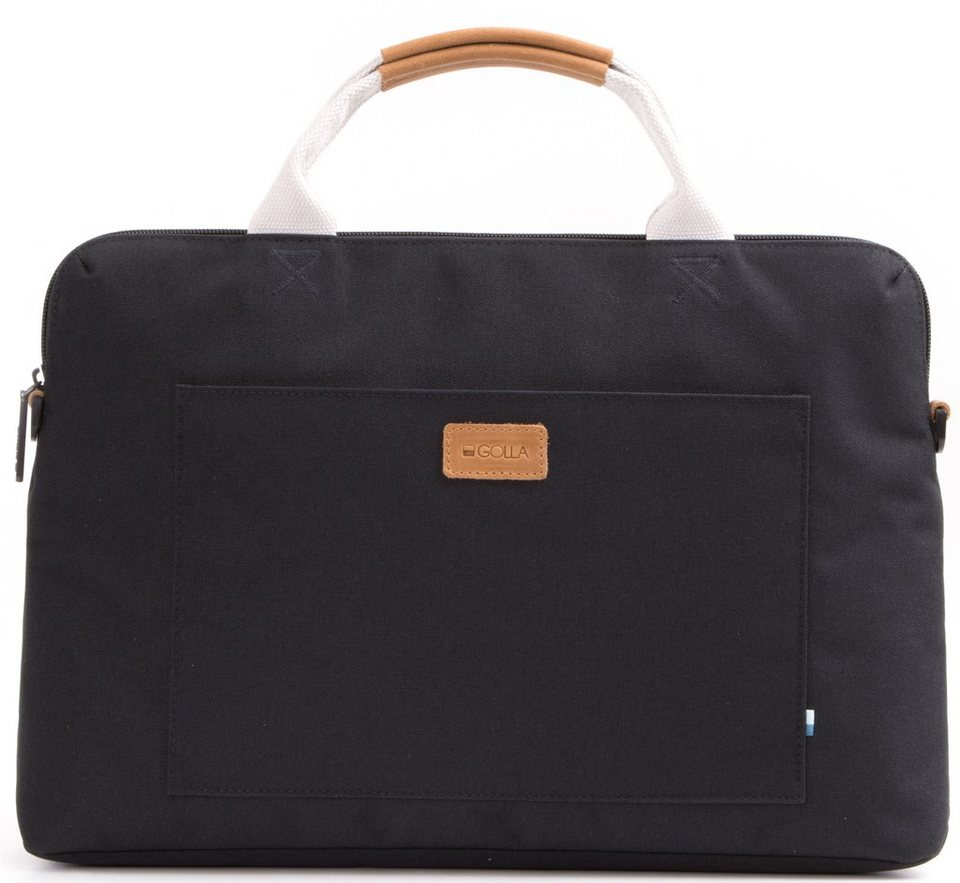 Golla Laptoptasche, »Polaris 15 Zoll Coal« in fog