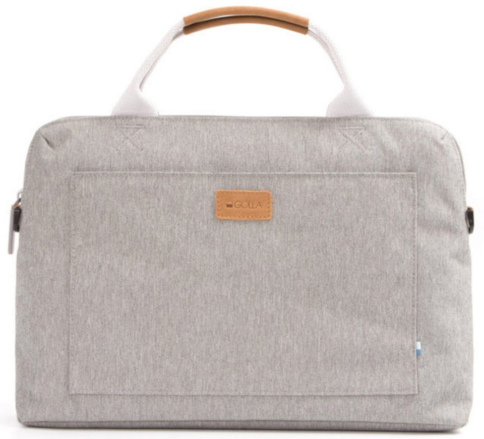 Golla Laptoptasche, »Polaris 15 Zoll Salt&Pepper«