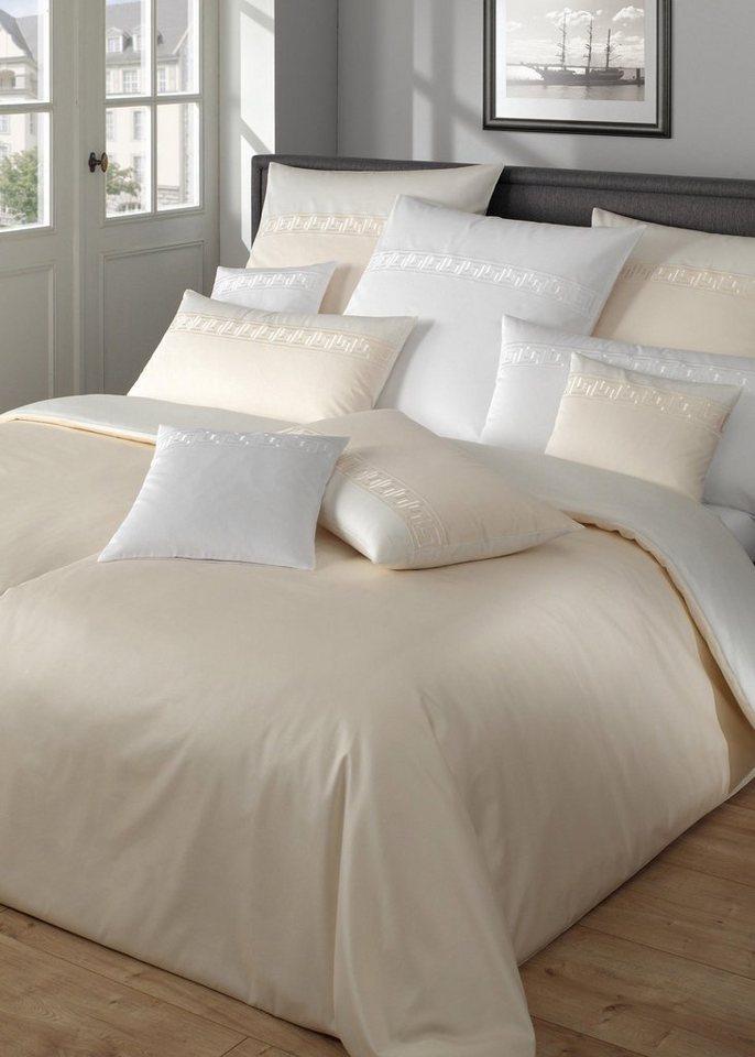 weisse bettw sche mit stickerei preisvergleiche erfahrungsberichte und kauf bei nextag. Black Bedroom Furniture Sets. Home Design Ideas