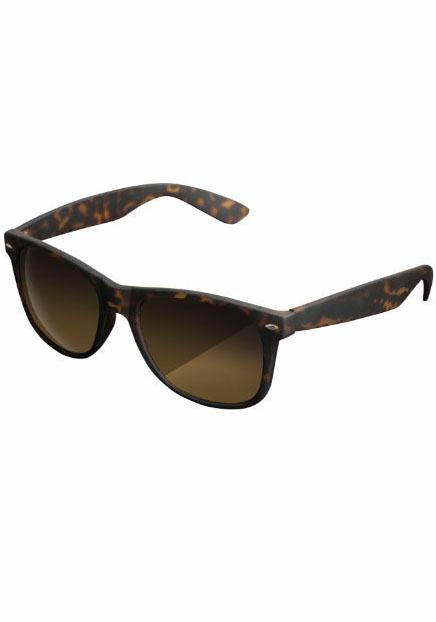 MasterDis Sonnenbrille in coolem Design in braun
