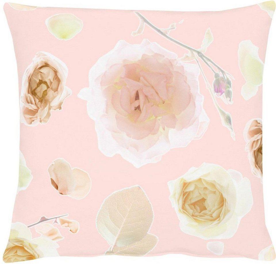 Kissen, Apelt, »6102« (1 Stück) in rose