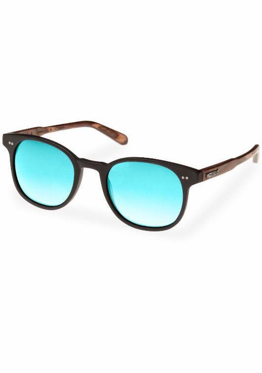 WOOD FELLAS Sonnenbrille im edlen Look