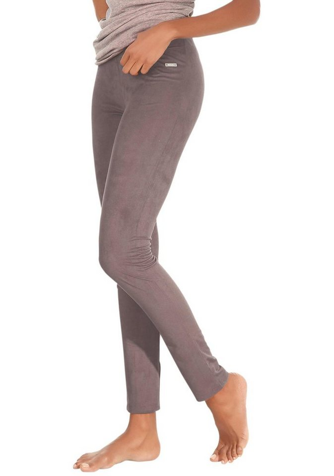 Bench Leggings in 1x stone