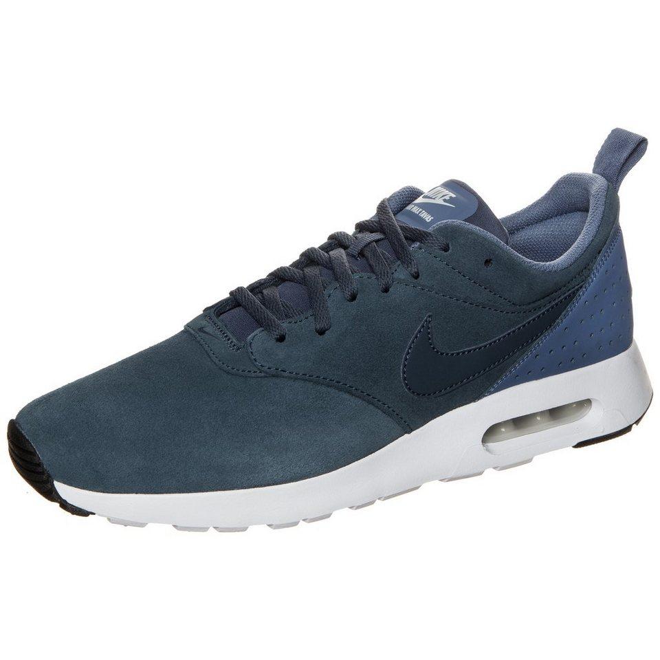 Nike Sportswear Air Max Tavas Leather Sneaker Herren in blau / weiß