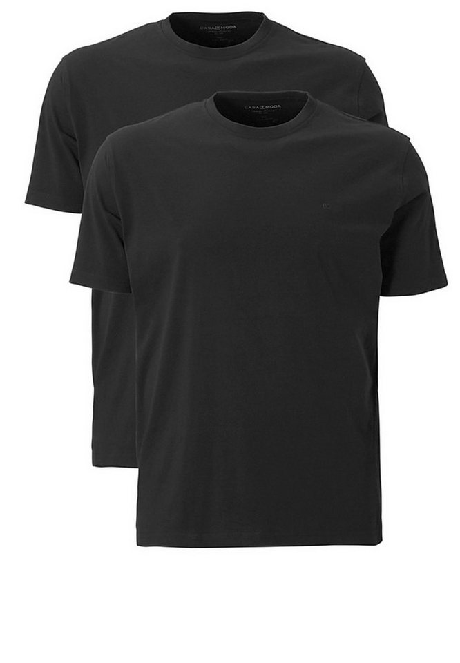 melvinsi fashion T-Shirts Doppelpack in Schwarz