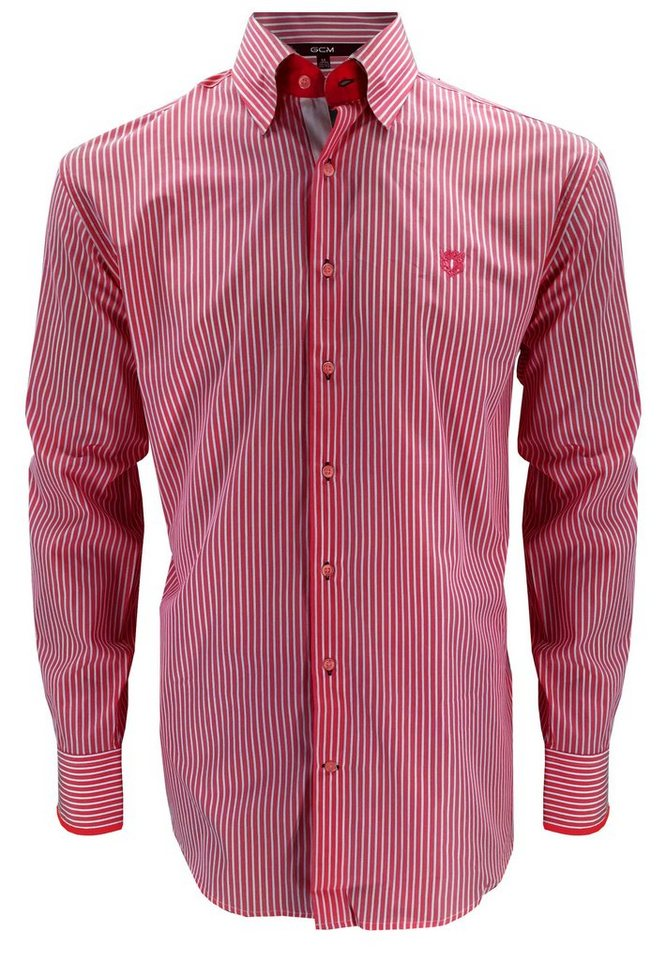 GCM Oberhemd in Rot