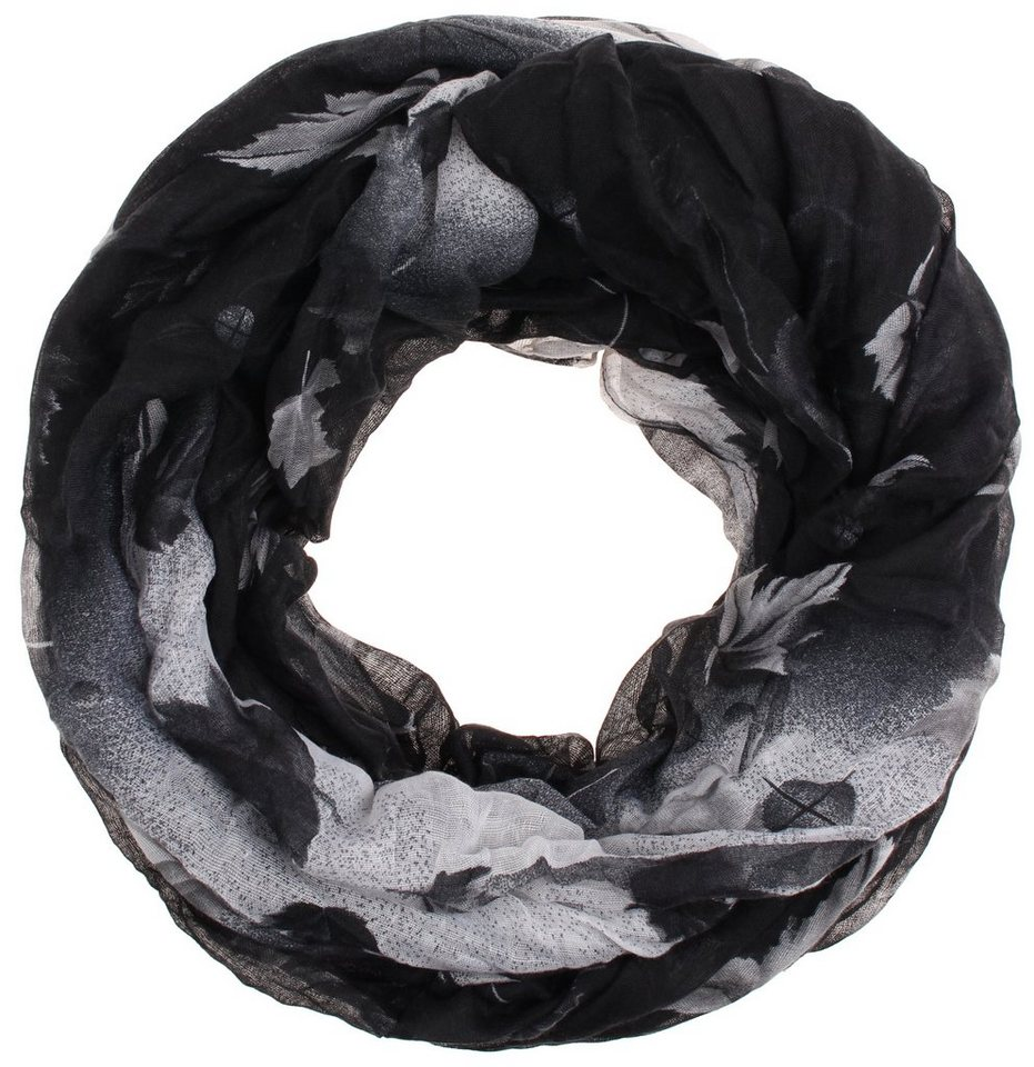 Usha Loop in schwarz