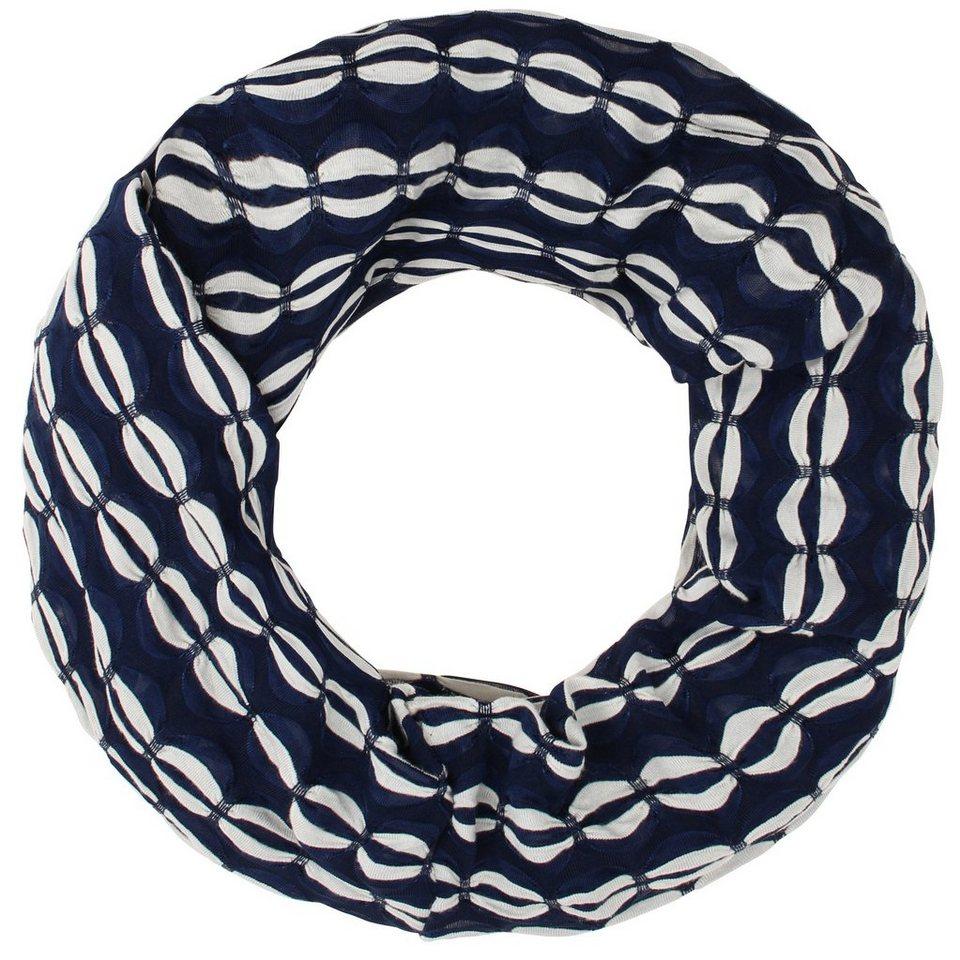 Usha Loop in blau