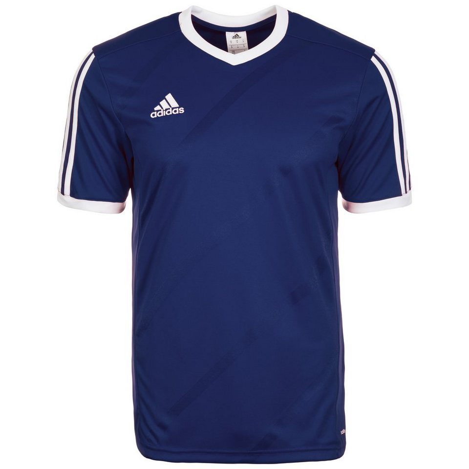 adidas Performance Tabela 14 Fußballtrikot Herren in blau / weiß