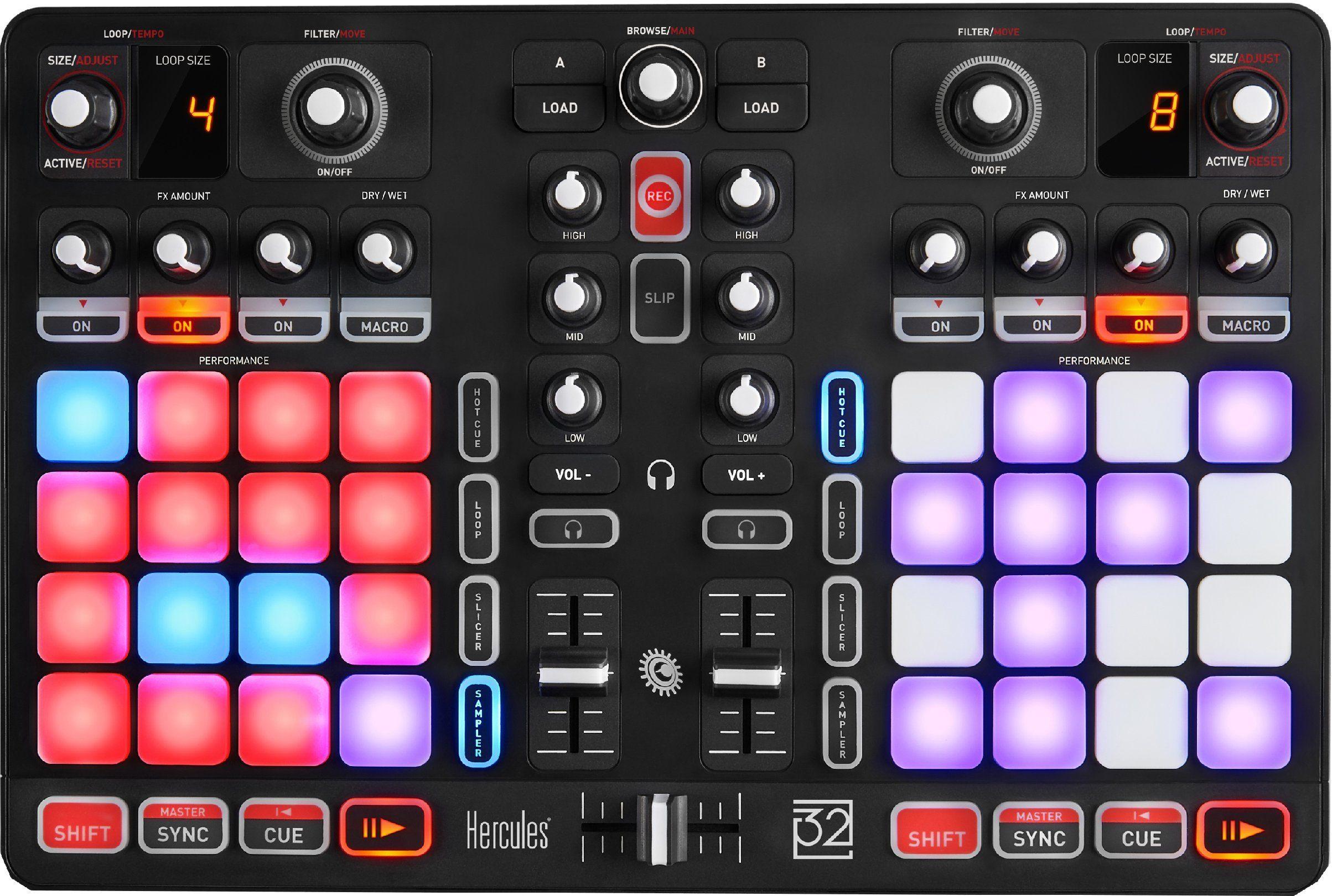 HERCULES DJ Control P32 DJ »(PC)«
