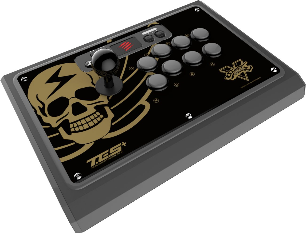 Mad Catz Street Fighter V Arcade FightStick TE-S+ »PS4 PS3«