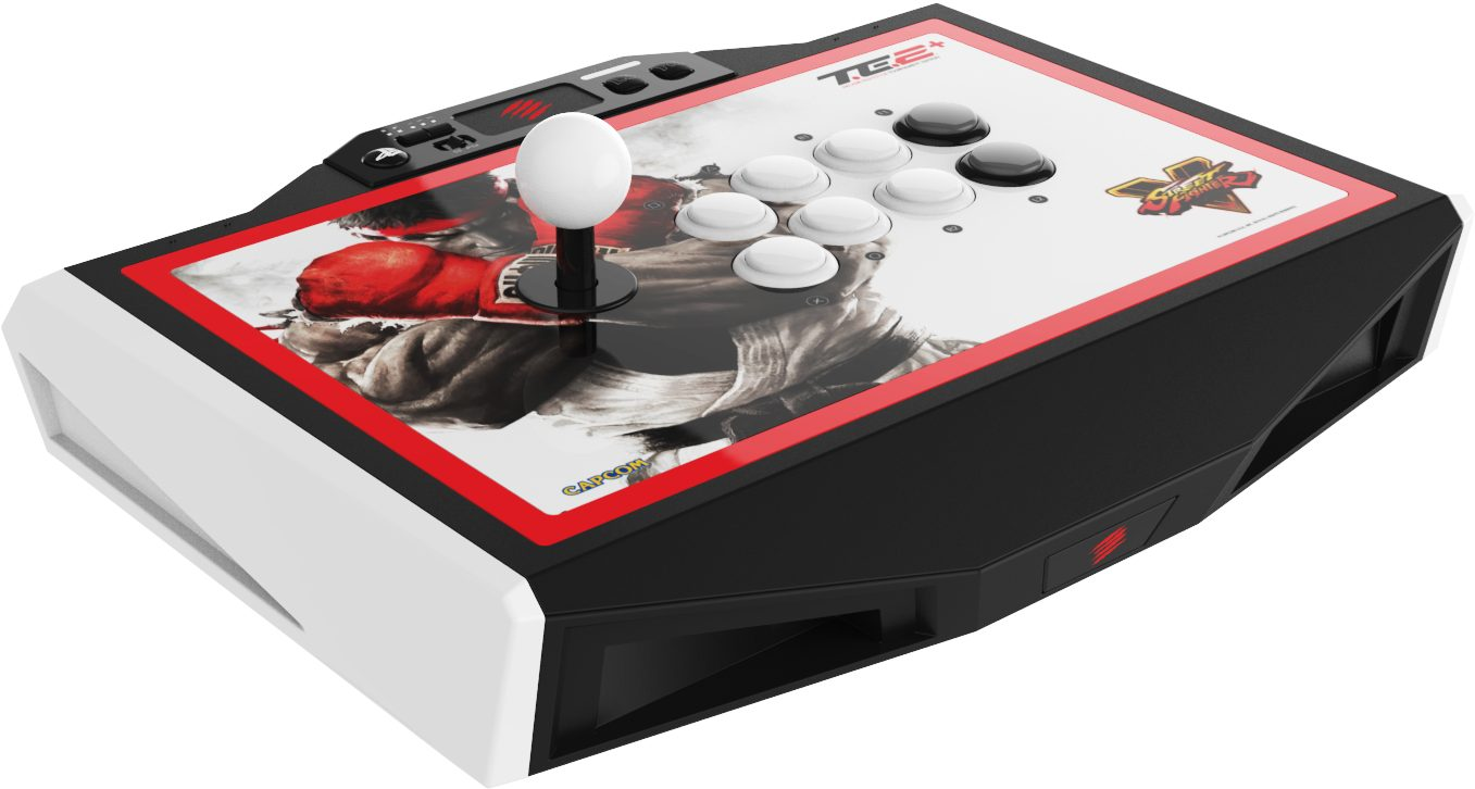 Mad Catz Street Fighter V Arcade FightStick TE2+ »(PS4 PS3)«