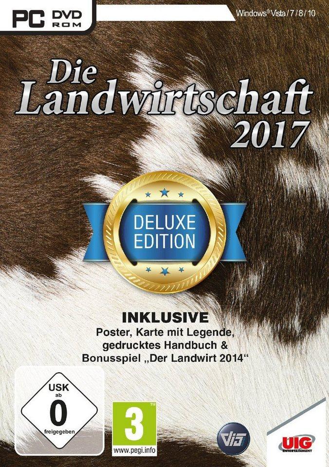 UIG Die Landwirtschaft 2017 - Deluxe Edition »(PC)«