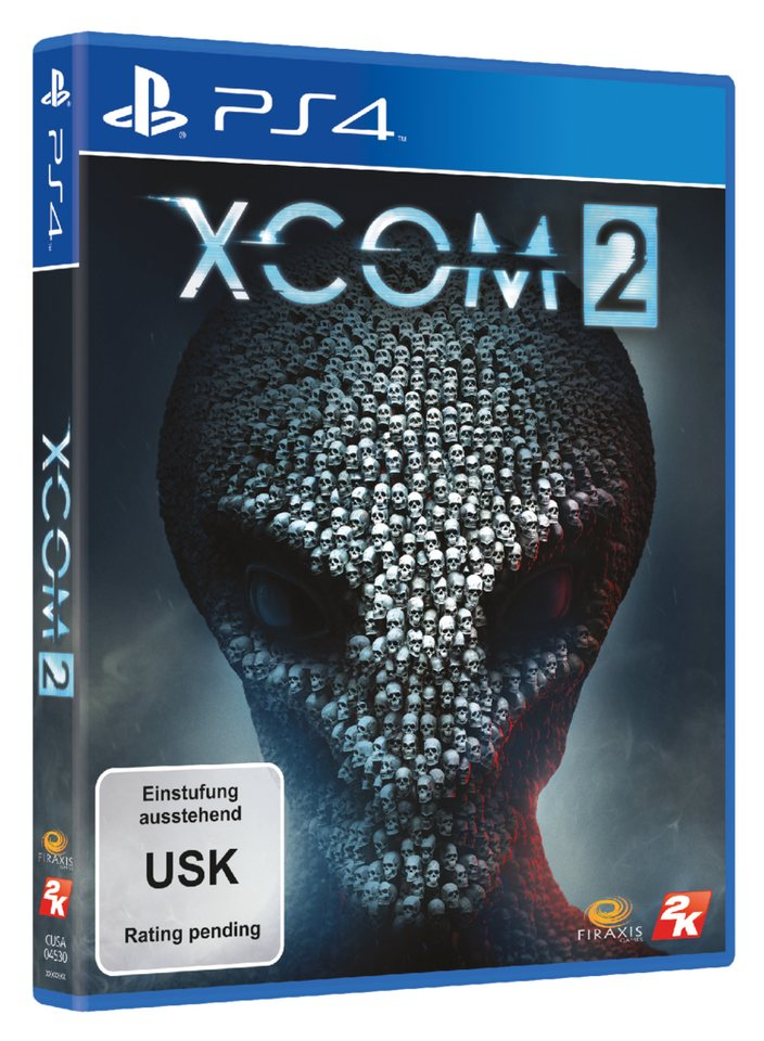 2K XCOM 2 DayOne Edition »(PS4)«