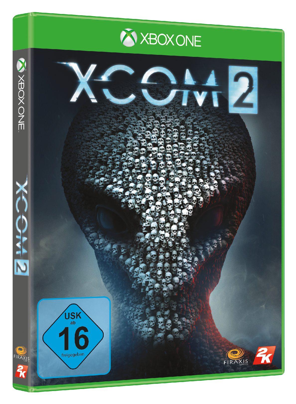 2K XCOM 2 DayOne Edition »XBox One«