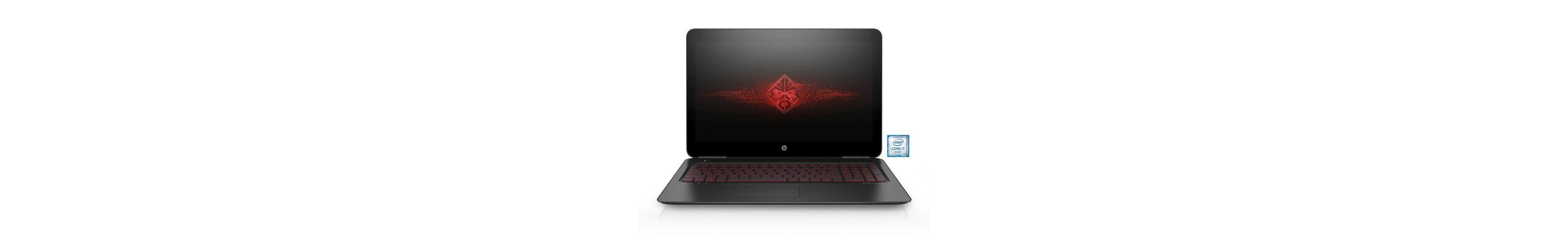"HP Omen 15-ax008ng Gaming Notebook »Intel Core i7, 39,6cm (15,6""), 128 GB + 2 TB, 16GB«"