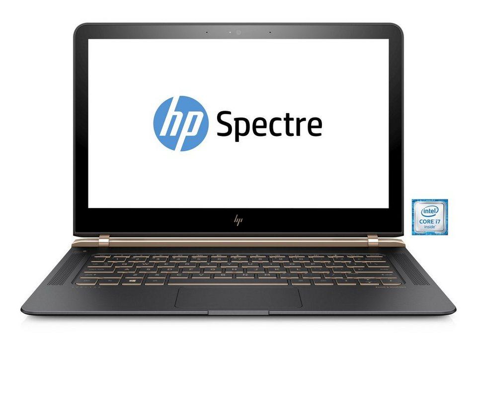 "HP Spectre 13-v002ng Notebook »Intel Core i7, 33,8cm (13,3""), 256 GB SSD, 8GB« in grau"