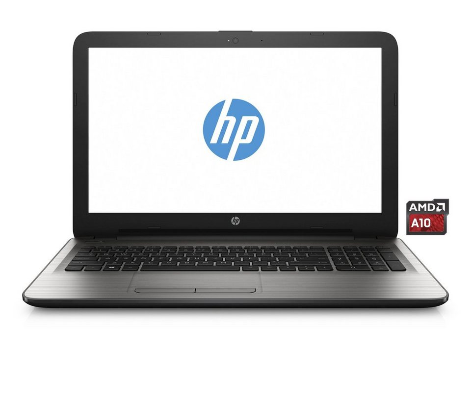 "HP 15-ba024ng Notebook »AMD A10-9600P, 39,6cm (15,6""), 1TB SSHD, 8GB« in silber"