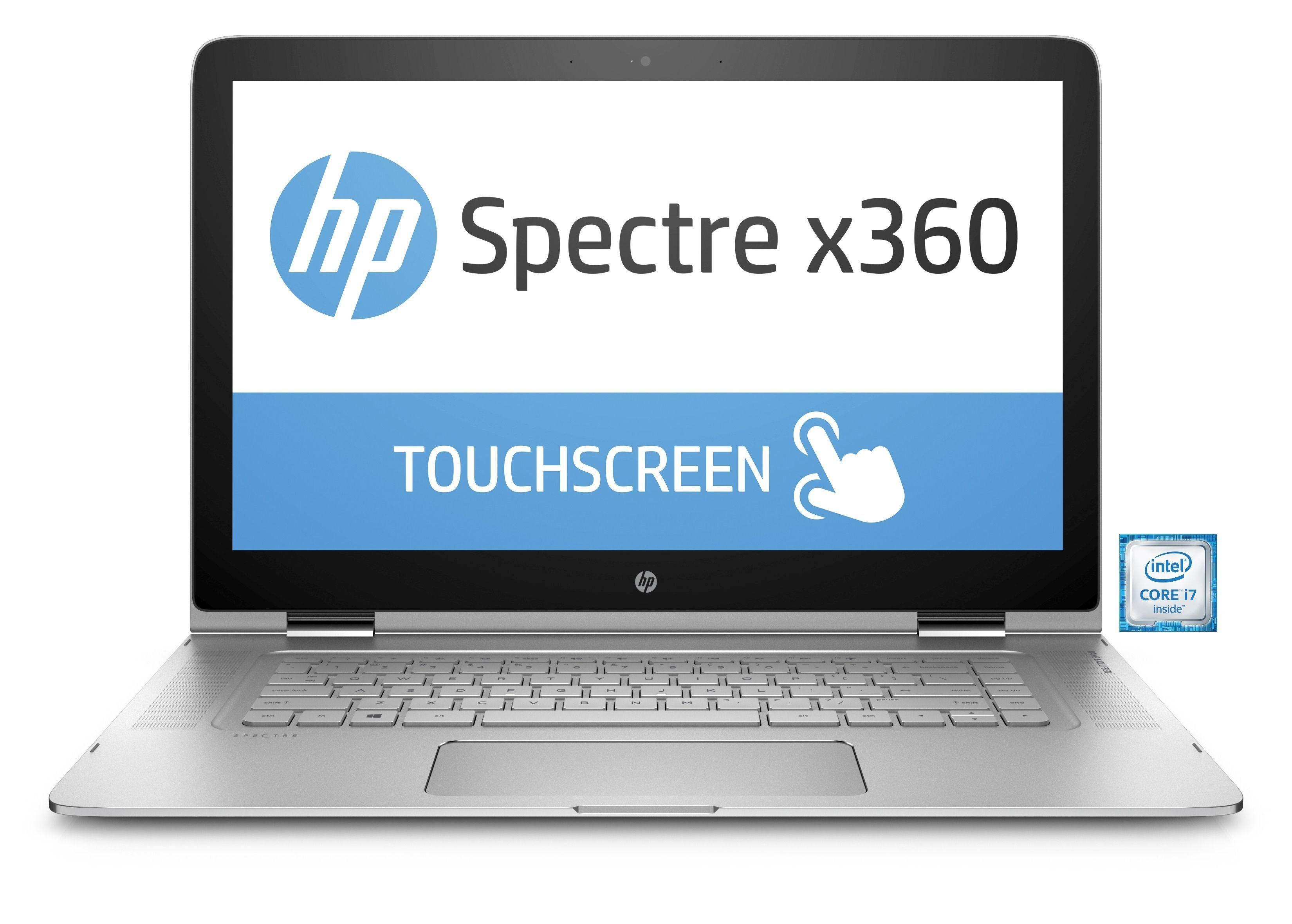 "HP Spectre x360 15-ap006ng Notebook »Intel Core i7, 39,6cm (15,6"") 4K, 512 GB SSD, 16GB«"