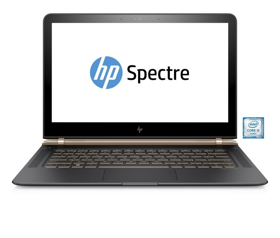"HP Spectre 13-v001ng Notebook »Intel Core i5, 33,8cm (13,3""), 256 GB SSD, 8GB« in grau"