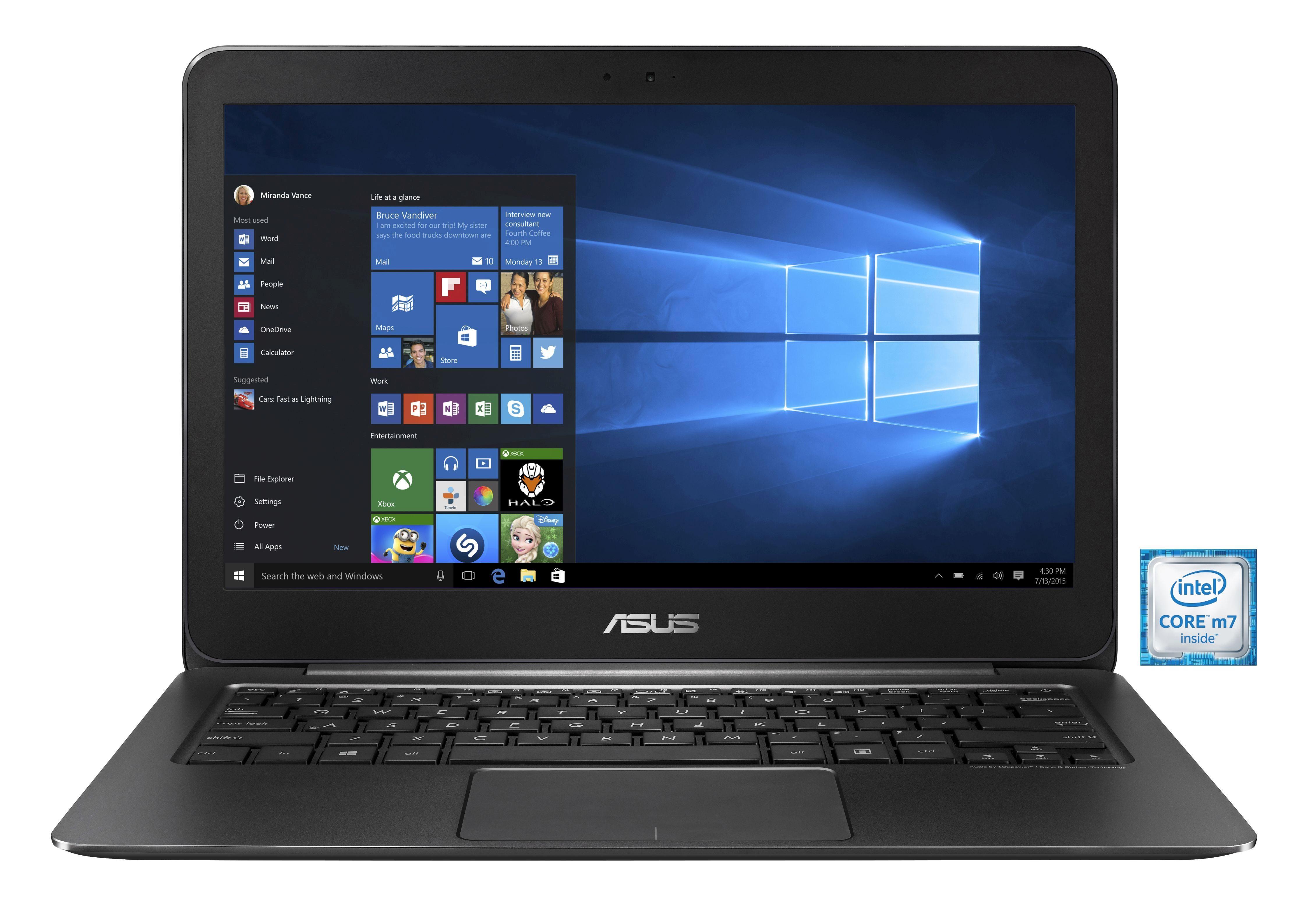 """ASUS UX305CA-FB055T Notebook »Intel Core M7, 33,7cm (13,3""""), 512 GB SSD, 8 GB«"""