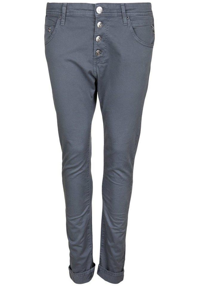 REPLAY Hose »PILAR« in grey