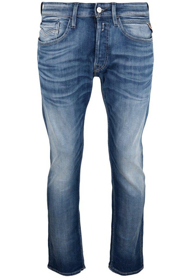 REPLAY Jeans »NEWBILL« in dark indigo
