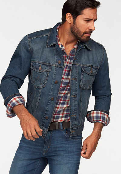Herren jeans jacke