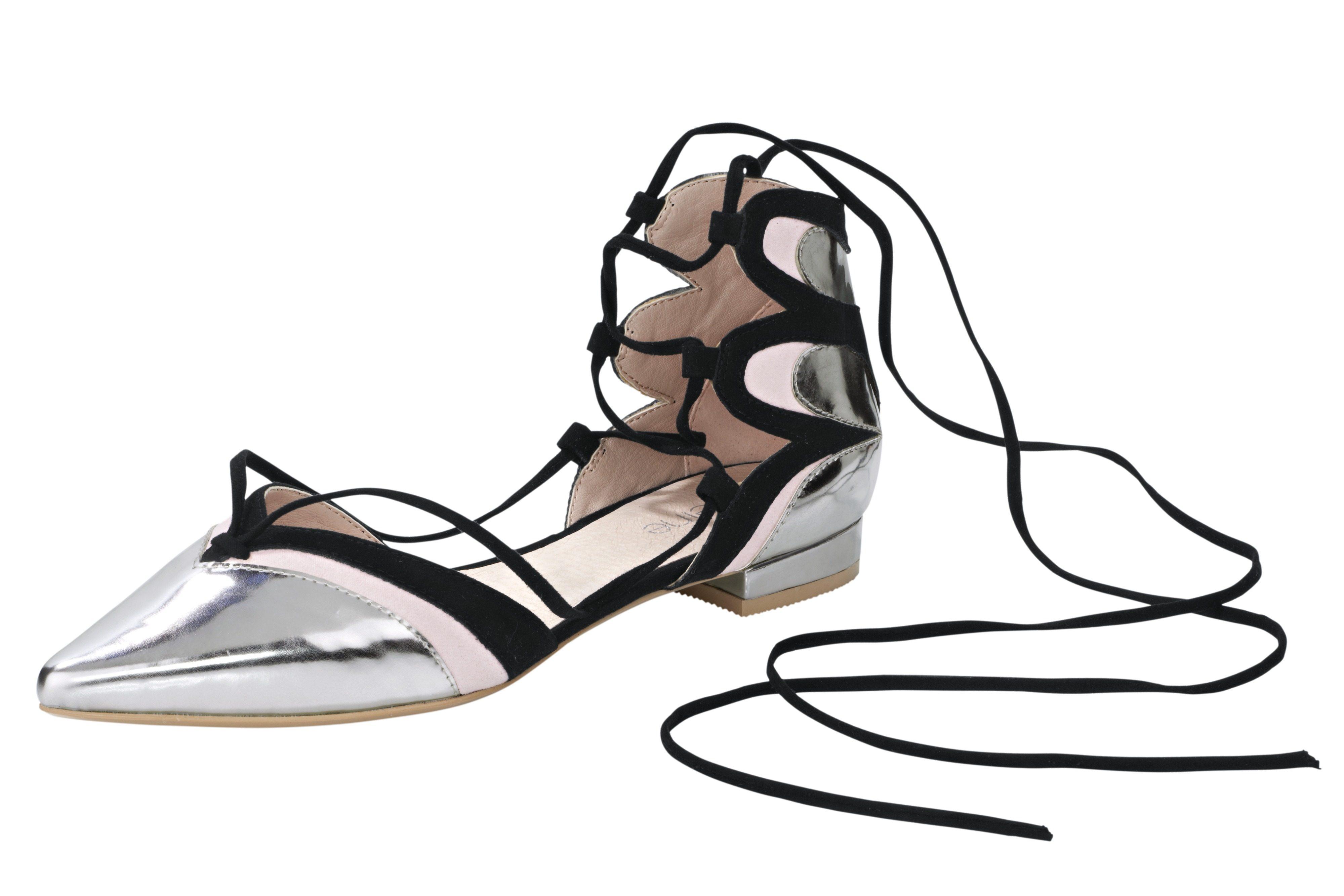 Heine Ballerina online kaufen  schwarz#ft5_slash#silberfarben