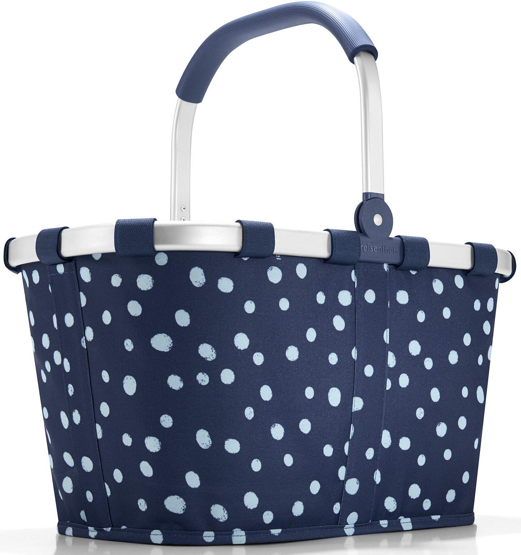 reisenthel® Einkaufskorb spots navy, »carrybag«