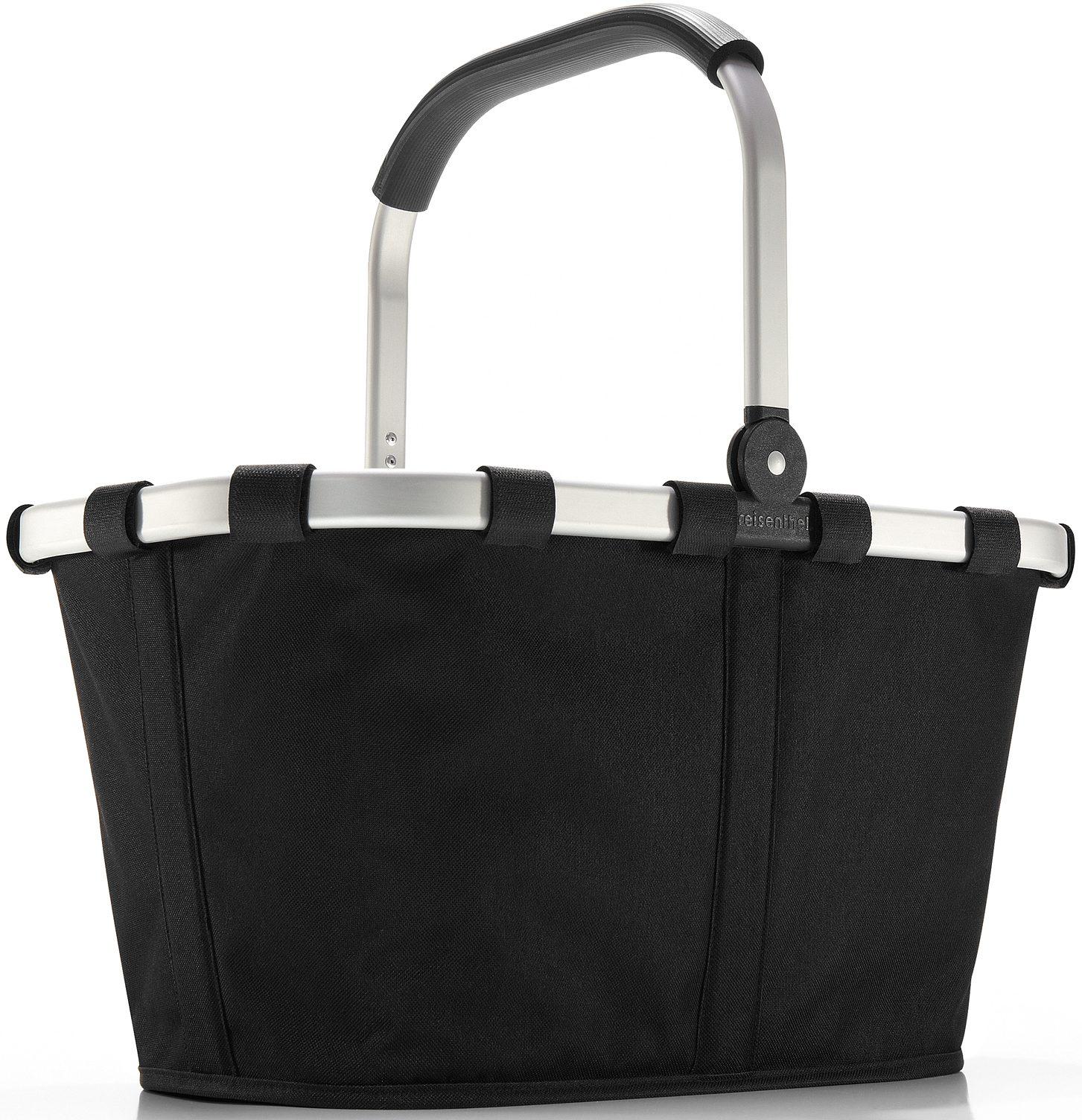 Mit »carrybag« Einkaufskorb 1 L Reisenthel® 22 Reißverschluss Innentasche xOR8wnapq