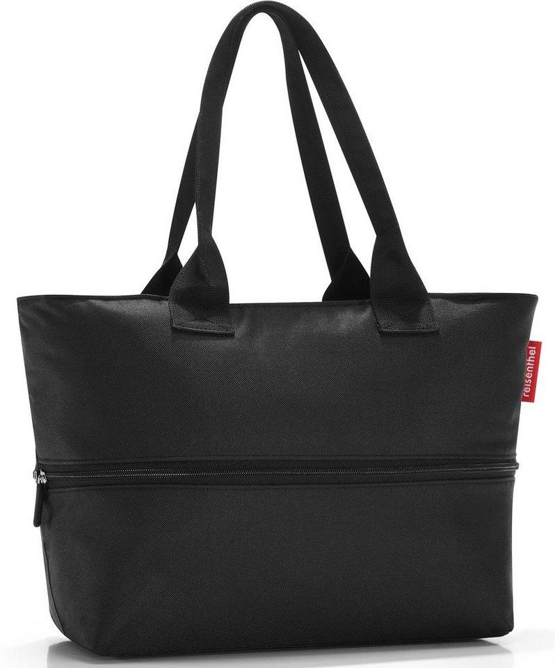 reisenthel® Großraumtasche schwarz, »shopper e1« in schwarz