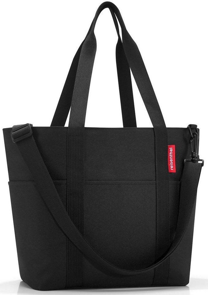 reisenthel® Umhängetasche black, »multibag« in schwarz
